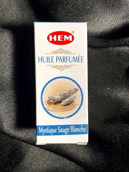 Hem Aroma Oils Mystic White Sage