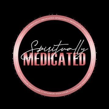 www.spirituallymedicated.org Logo