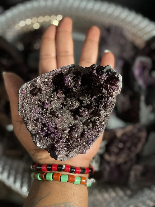 Moroccan Geode