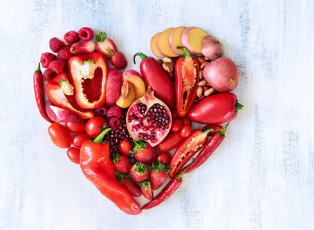 FOODS THAT BALANCE YOUR ROOT CHAKRA