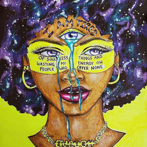 Don't Blind that 3rd Eye -The lamp of the body is the eye