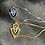 Thumbnail: Hamsa X Evil Eye Bracelet