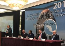 Inicio del IV Congreso de la SMDTSS con un llamado del titular de la STPS