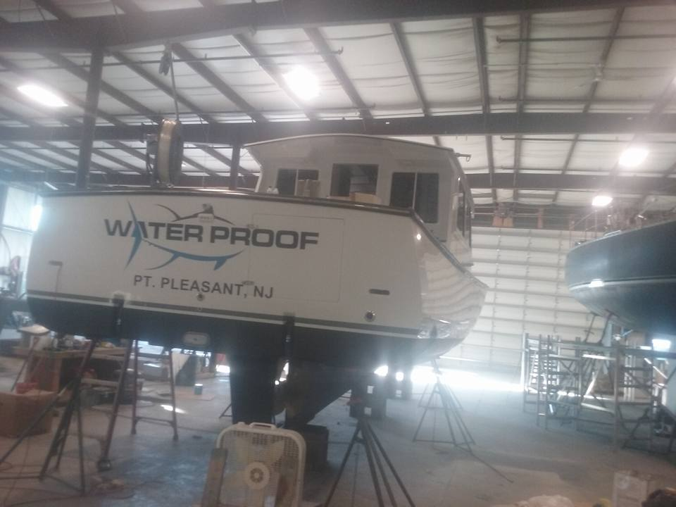 Boat Exterior 3
