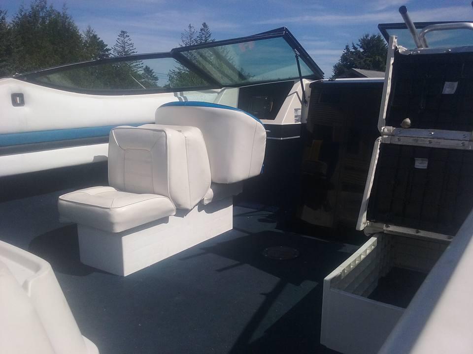 Marine Interior Seat 4