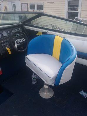 Marine Interior Seat 2