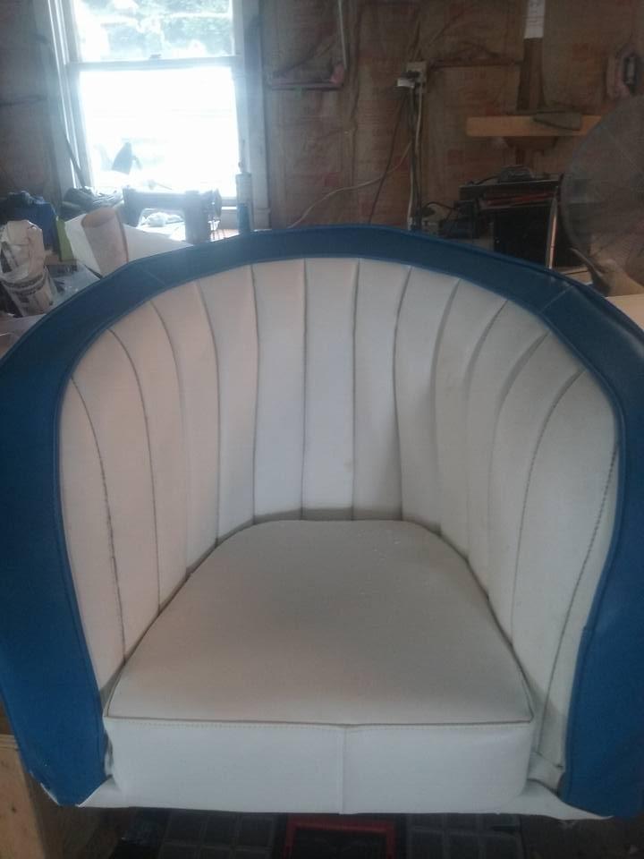 Boat Seat Build 5