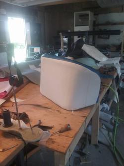 Boat Seat Build 4