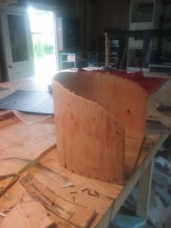 Boat Seat Build 3