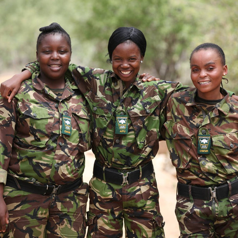 Women Leaders Fighting Poaching