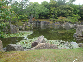 Nijo Castle & Ninamaru Gardens