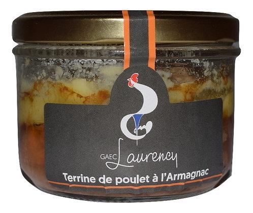 Terrine de Poulet à L'Armagnac 180g