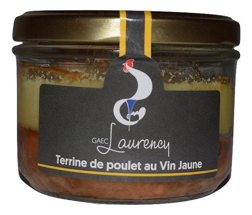 Terrine de Poulet au Vin Jaune 180 g