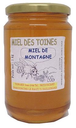 Miel de Montagne 1 Kg