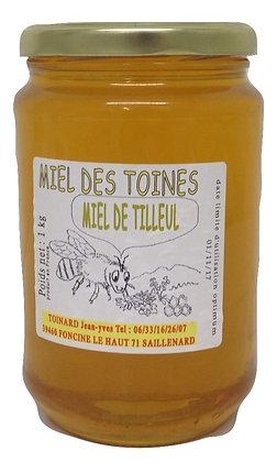 Miel de Tilleul 1 Kg