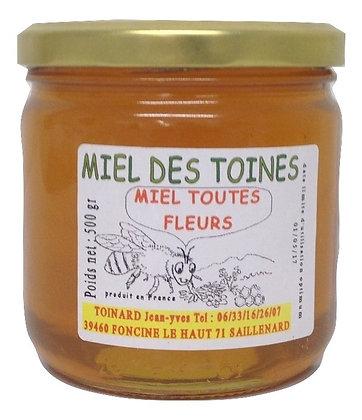 Miel Toutes Fleurs 500 g