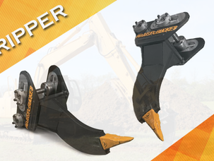 4 Benefits of Excavator Ripper