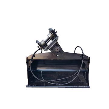 Adjustable Excavator Tilt Bucket front
