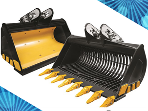 Nifty Excavator Attachments
