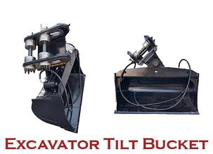 3 Tips on How to Choose Excavator Tilt Buckets