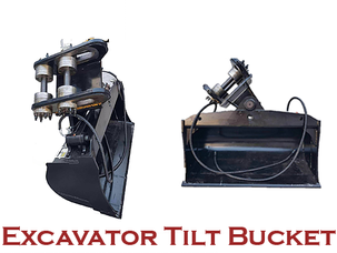 3 Tips on How to Choose Excavator Tilt Buckets