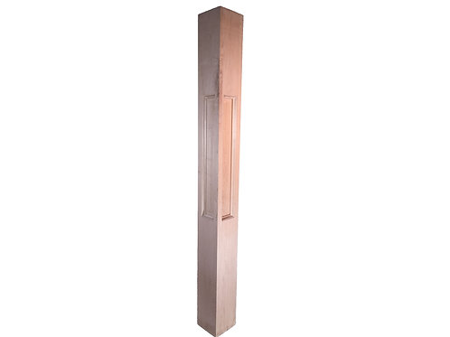 Hard White Maple Window Post