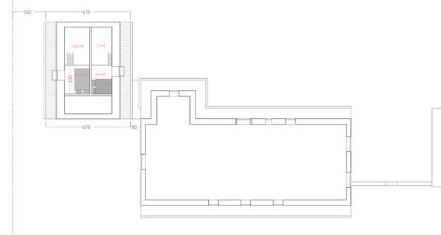 Floorplan, loft