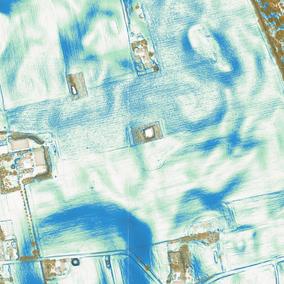 Remote sensing soil moisture analysis | Østagergård