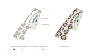Siteplan | concept 1