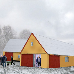 Collage   extension houses