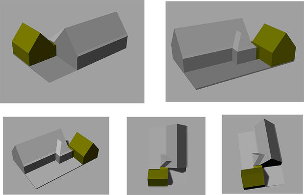 Model, morphology