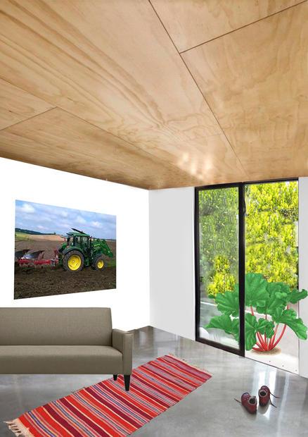 Collage: interiors
