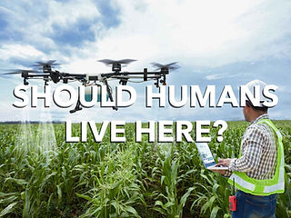 Should humans live here?