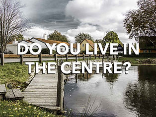 Do you live in the centre?