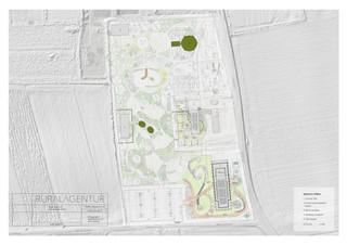 Siteplan   Permaculture garden plan by Birgit Rothmann