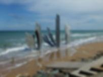 Mémorial_omaha_beach,_plage_de_normandie