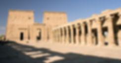 Philae,_First_Pylon_and_Columnade,_Aswan