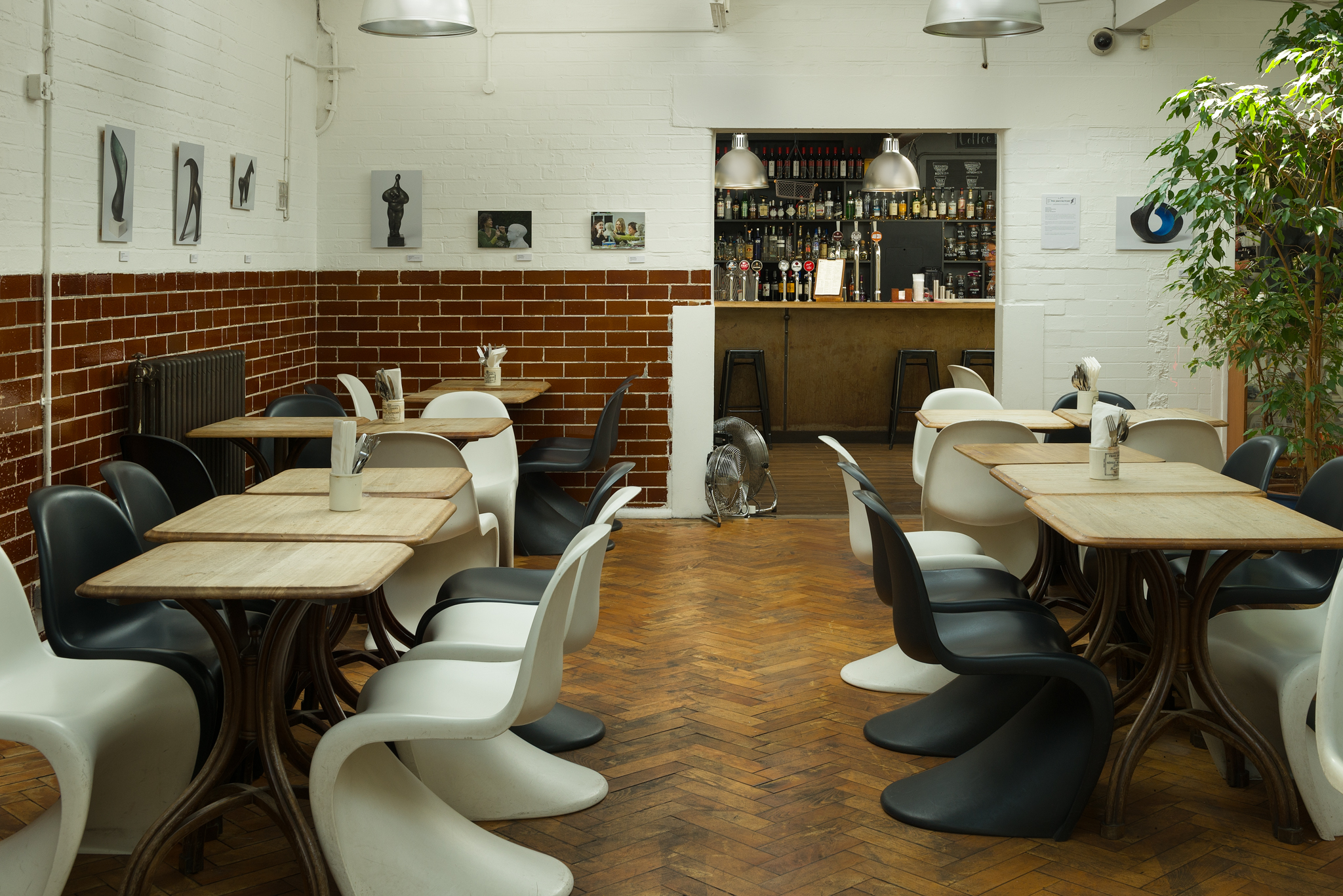 The Jam Factory Oxford Restaurant
