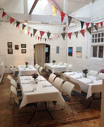 Christmas Meal at The JamFactory Oxford