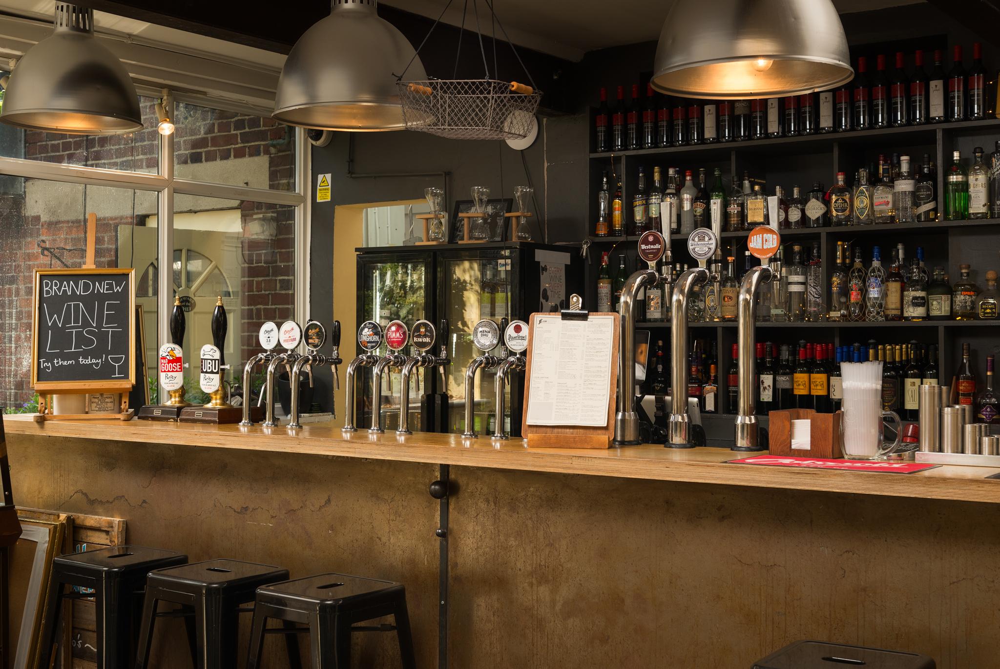 The Jam Factory Oxford Bar