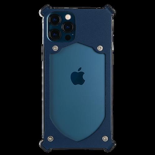 [iPhone 13] BeraShield Titanium Metal Case