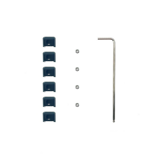 [Extra Set of Components] for BeraShield Titanium Metal Case