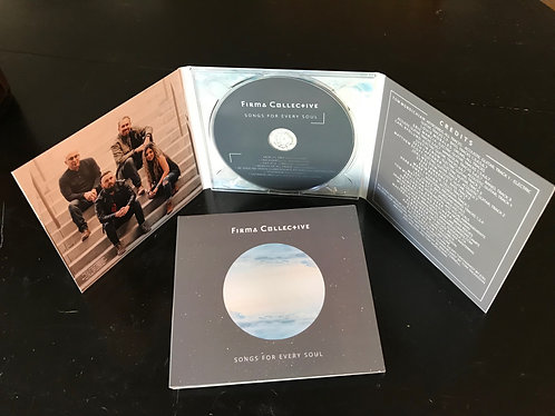 Songs For Every Soul CD by Firma Collective