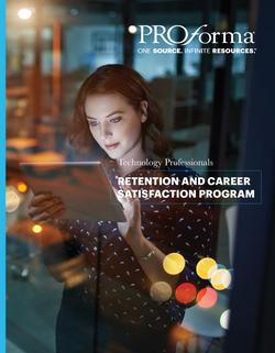Retention & Career Satisfaction