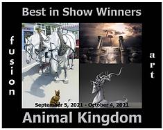 Fusion Art Animal Kingdom Sep 21