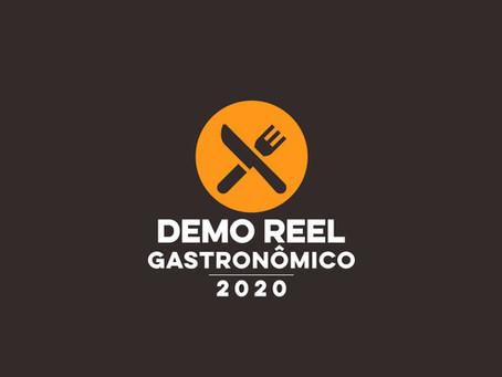 Vídeos Gastronômicos 2020