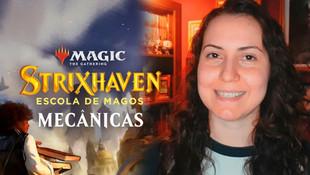 Magic: The Gathering/Hasbro - Strixhaven