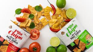 Pita Bread - Pita Chips
