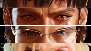Final Fantasy XV (Arte Digital)