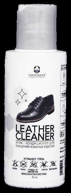 LEATHER CLEANER COMPACT 75ml / защита обуви 75 ml